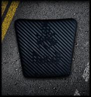 Rubbatech - Proteccion de Estanque para KTM 1050/1090/1190/1290 Dakar Skull (UT7CARBONDAKARSKULL)