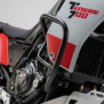 Defensa Baja (Motor) SW-Motech Negra para YAMAHA TENERE 700 (2020) (9590) SBL.06.799.10001/B