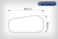 Ampliación Pata Lateral Wunderlich para BMW R1200GSLC/ADV/R1250GS/ADV LOW KIT (27380-700)