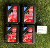 Pack para mantención BMW R1200 GS LC (10K)