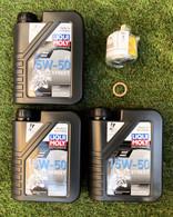 Pack para mantención BMW G650 GS (10K)
