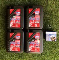 Pack de mantención Triumph Tiger 800 (10K)