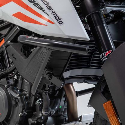 Defensa Baja (Motor) SW-MOTECH Negra para KTM 390 ADVENTURE (2020) (SBL.04.958.10000/B )