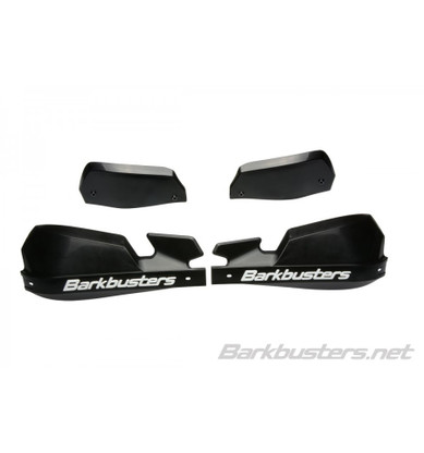 Barkbusters - Cubre Puños Plásticos VPS Negro (VPS-003-00-BK)