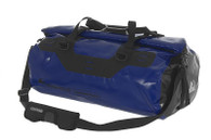 Bolso Adventure Touratech L 49 Litros Azul/Negro Impermeable ( 01-055-3022-0)