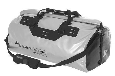 Bolso Adventure Touratech M 31 Litros Plata/Negro Impermeable (01-055-3243-0)