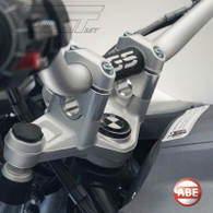 """Alza Manubrio Voigt 35MM para BMW R1200GS LC/ADV/R1250GS/ADV """"hole"""" (F35AHOLE)"""