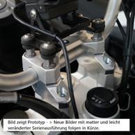 Alza Manubrio Voigt 30MM de Alto y Acerco 22MM para BMW F750GS (V3022)