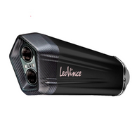 LeoVince Escape LV-12 Black Edition Acero Inox HONDA CRF1100 / 2021 (15302B)