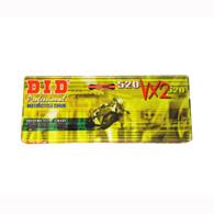 Cadena 520 DID VX2 O-Ring 120 (DID-520 DID-VX2-120)