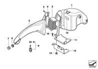 Filtro de Aire para BMW G650GS / F650GS / Sertao