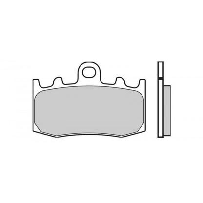 Pastillas de Freno Delantera Brembo BMW R1200 GS/GT/ADV/RT (07BB26SA)