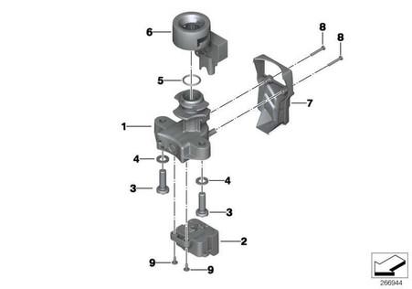 Ringantenna F650/F700/F800/R1200/S1000/K1600
