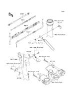 Cable Velocímetro para Kawasaki KLR650 (54001-0026