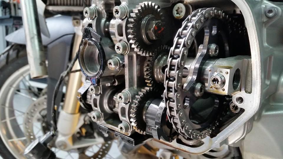Inspección de Válvulas R1200 GS/GS/RT Adventure LC - Motoss cl/Ride