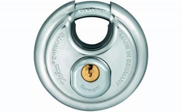 Candado Alta Seguridad Abus Diskus Llave Normal (ABU-PRO305)