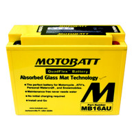 Batería Motobatt MB16AU (BAT-MB16AU)