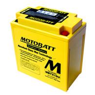 Batería Motobatt MBTX16U (BAT-MBTX16U) bateria para tiger 800