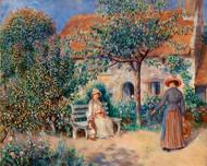 Pierre Auguste Renoir - In Brittany