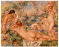 Pierre Auguste Renoir - Bathers 1918