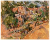 Paul Cezanne - Bibemus