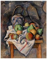 Paul Cezanne - Ginger Jar
