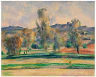 Paul Cezanne - Autumn Landscape