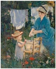 Edouard Manet - Laundry