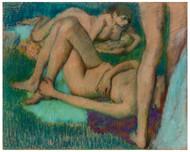 Edgar Degas - Bathers