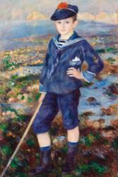 Pierre Auguste Renoir - Sailor Boy