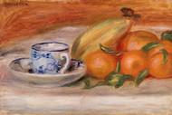 Pierre Auguste Renoir - Oranges Bananas and Teacup