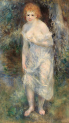 Pierre Auguste Renoir -The Source