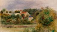 Pierre Auguste Renoir - Houses in a Park