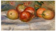 Pierre Auguste Renoir - Apples Orange and Lemon