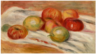Pierre Auguste Renoir - Apples and Lemons on a Cloth