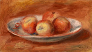 Pierre Auguste Renoir - Apples