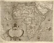 Africa 1600