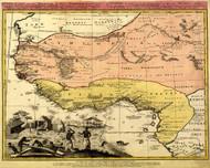 Africa West 1743