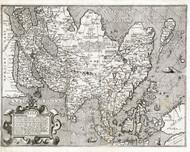 Asia 1600's