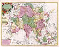 Asia 1700