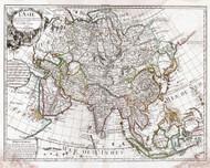 Asia 1700's