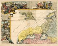 Asia Paolo Petrini 1700