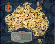 Australia Decorative Animals by George Santos