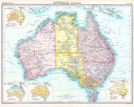 Australia Political 1922