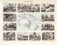 Australien 1863