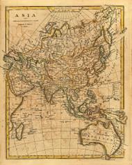 Asia 1821