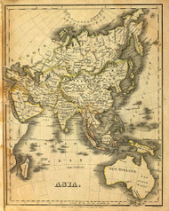 Asia 1829