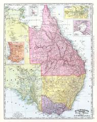 Australia Western Section Times Atlas