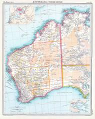 Australia Western Section 1922