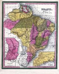 Brazil 1846
